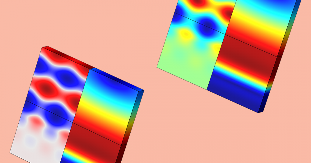 How to Model Linear and Optics in the COMSOL