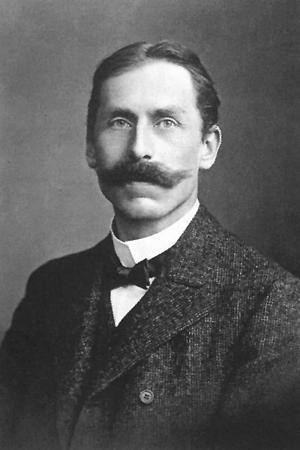 A portrait of Friedrich Paschen, a German physicist.